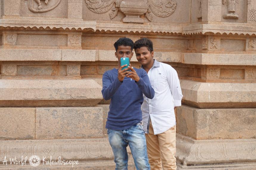 Indien flirten