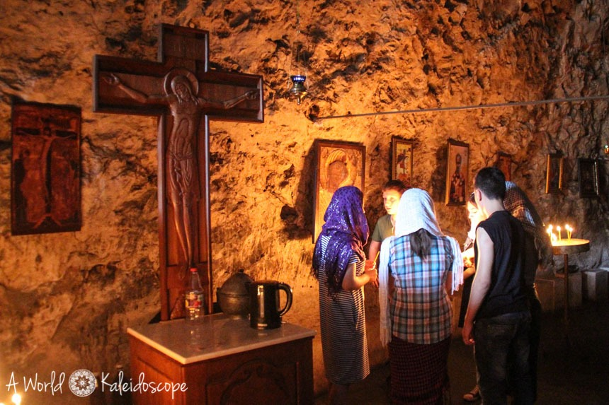 backpacking-in-georgien-kirche