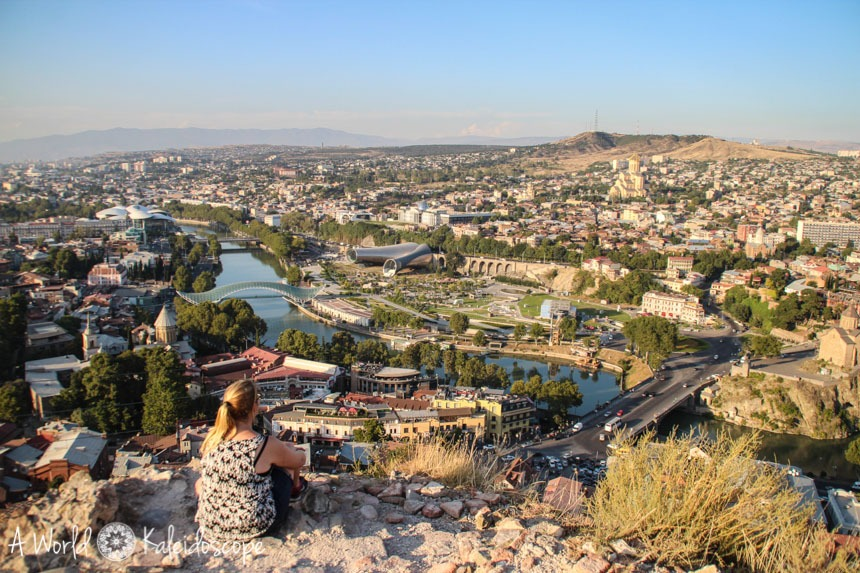 backpacking-in-georgien-tbilisi