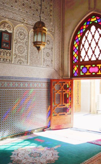 backpacking-marokko-fez-mosque