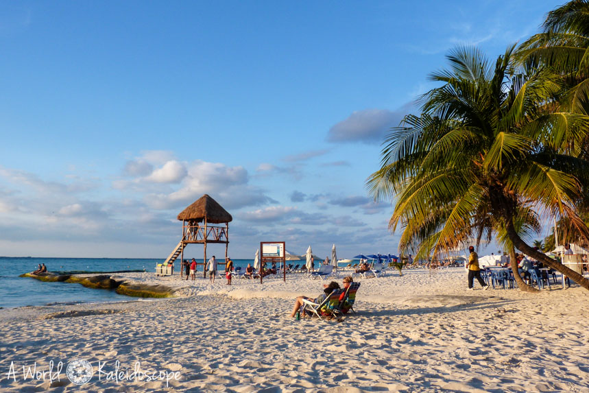 backpacking-mexico-isla.mujeres-playa-norte
