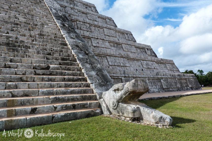 backpacking-mexico-yucatan-chichen-itza