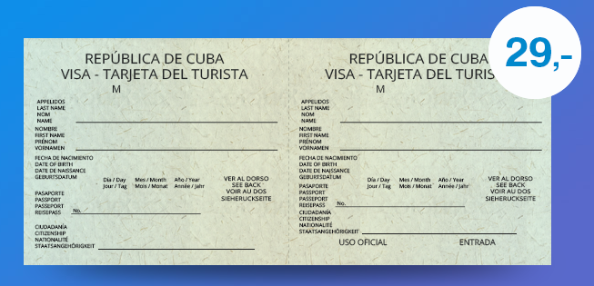 cubavisa_touristenkarte