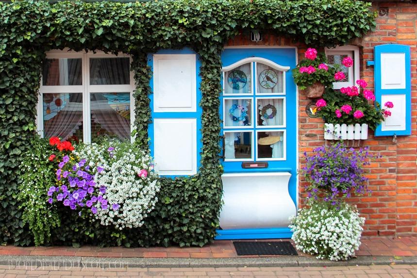 Otterndorf near Cuxhaven, Germany