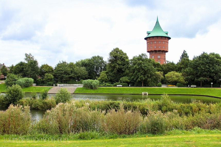 Alter Wasserturm, Cuxhaven, Germany