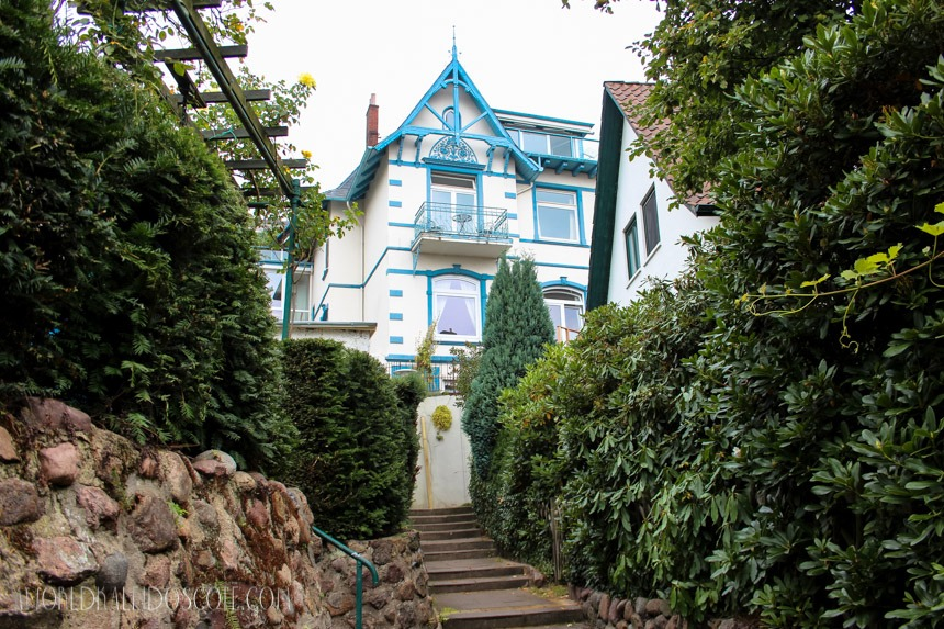 Villa Hamburg Blankenese