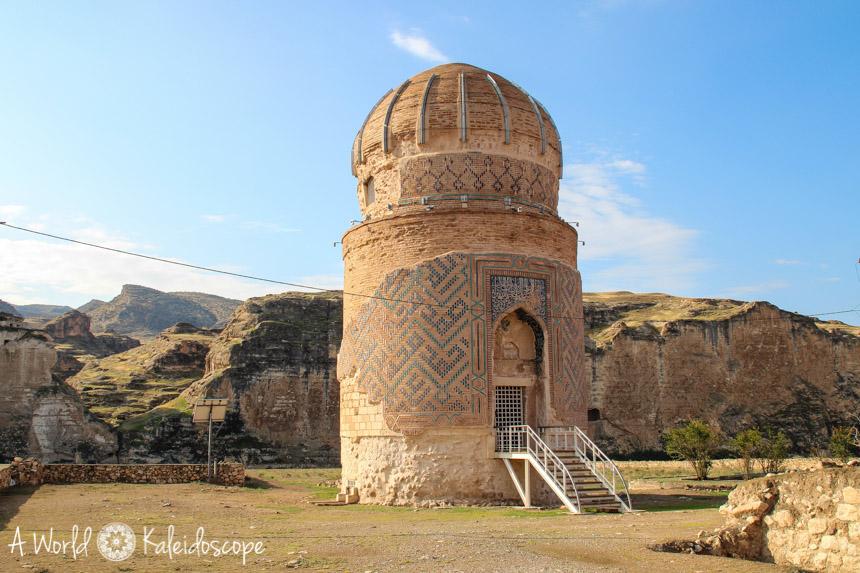 hasankeyf-zeynel-bey-külesi-mausoleum