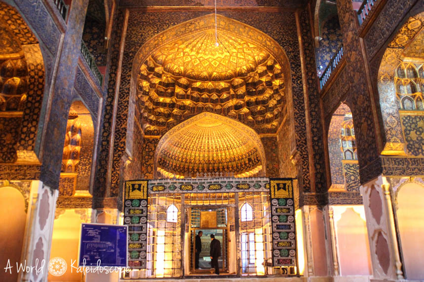 iran-backpacking-ardabil-Sheikh-Safi-od-Din-Mausoleum