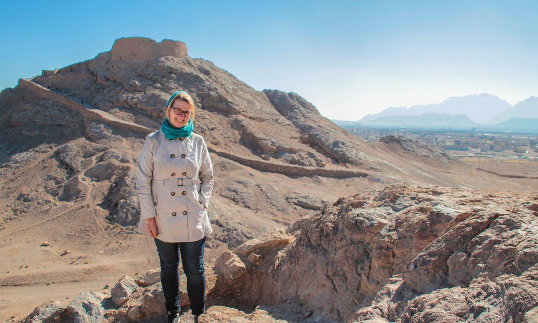 Im Iran reisen als Frau