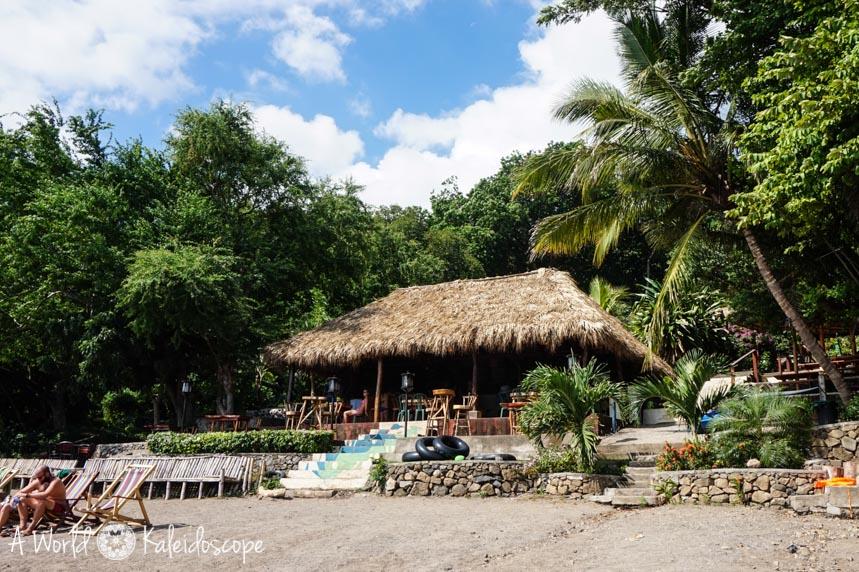 reisekosten-nicaragua-backpacking-budget-lago-de-apoyo-hotel-paradiso