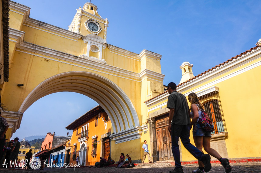 reiseroute-mexiko-belize-guatemala-antigua