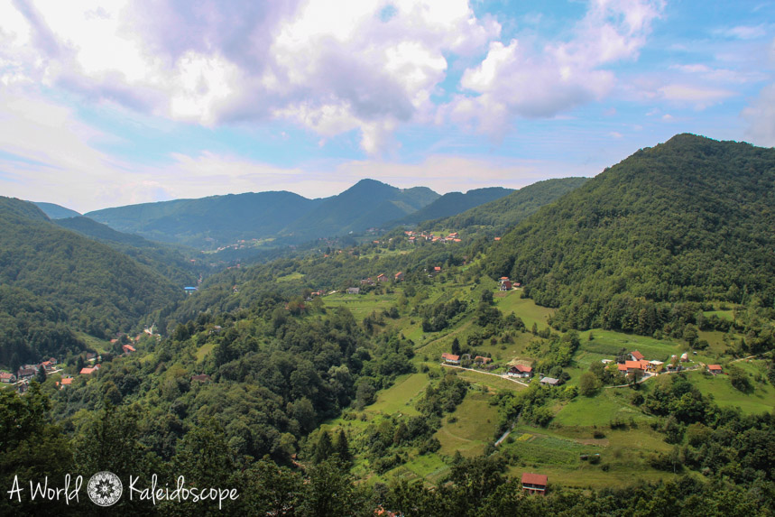 Samobor mountains, Croatia